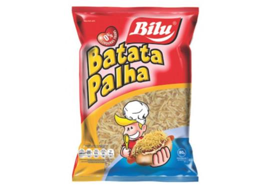 BATATA PALHA BILU 80GR