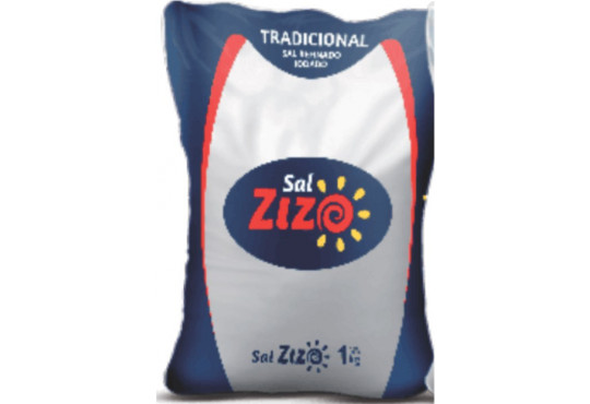 SAL ZIZO REFINADO 1KG