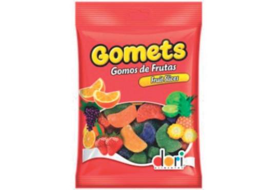DORI FRUIT SLICE GOMOS 190GR