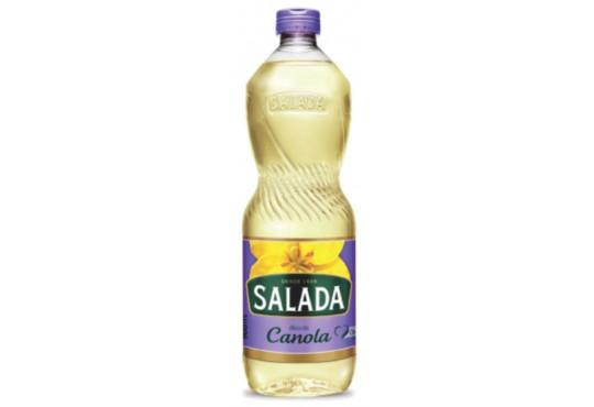 ÓLEO DE CANOLA SALADA 900ML