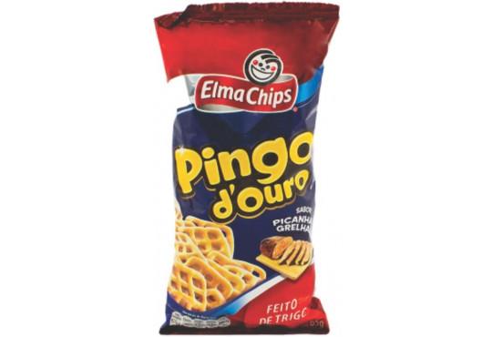 ELMA CHIPS PINGO DE OURO PICANHA 65GR