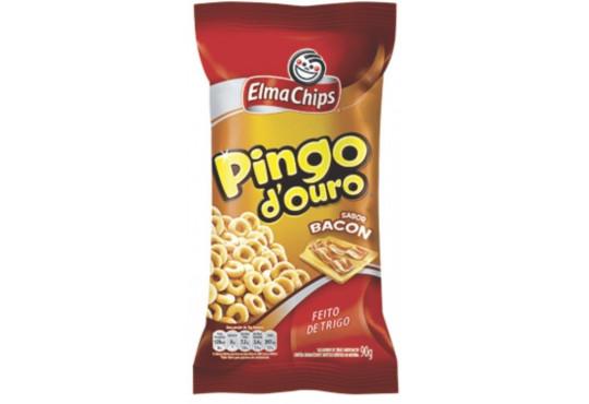 ELMA CHIPS PINGO DE OURO BACON 90GR