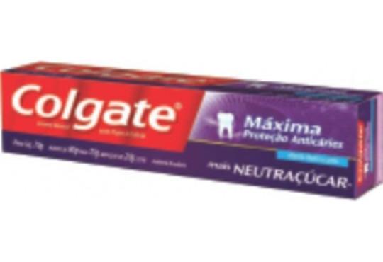 CREME DEN COLGATE MPA 12X90GR+3 NEUTRO AÇÚCAR GRÁTIS