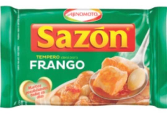 TEMPERO SAZON VERDE AVE FRANGO 60GR