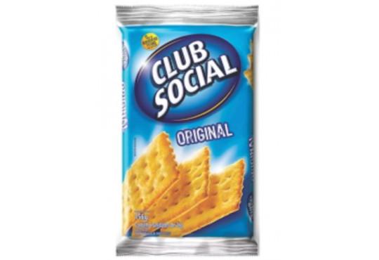 BISCOITO CLUB SOCIAL TRAD. 156GR