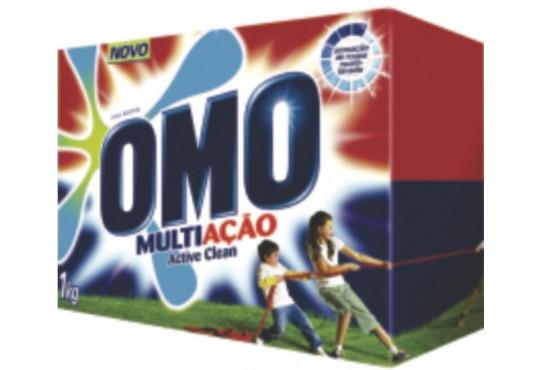 SABÃO PÓ OMO MULTIAÇÃO 1KG