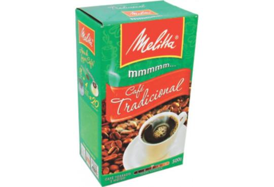 CAFÉ MELITTA TRADICIONAL 500GR