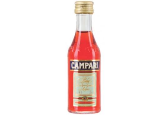 BITER CAMPARI MINIATURA 50ML