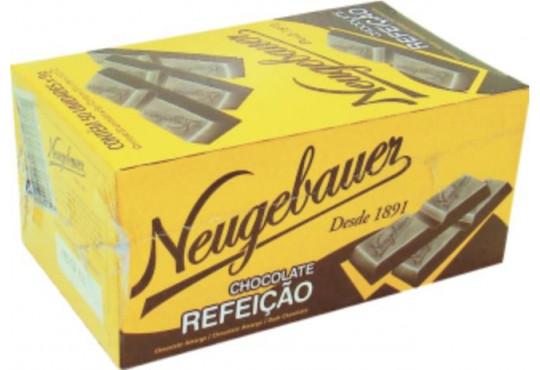 CHOC. NEUG. REFEIÇÃO PRETO C/ 50