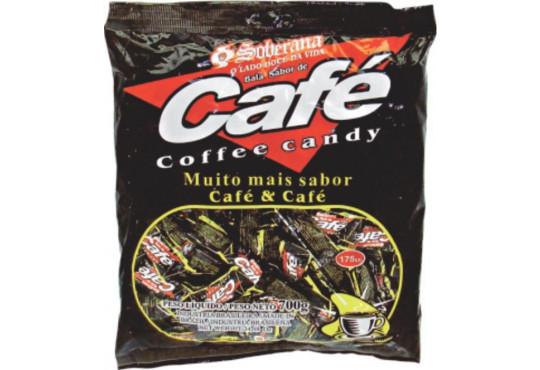 BALA SOBERANA CAFÉ 600GR