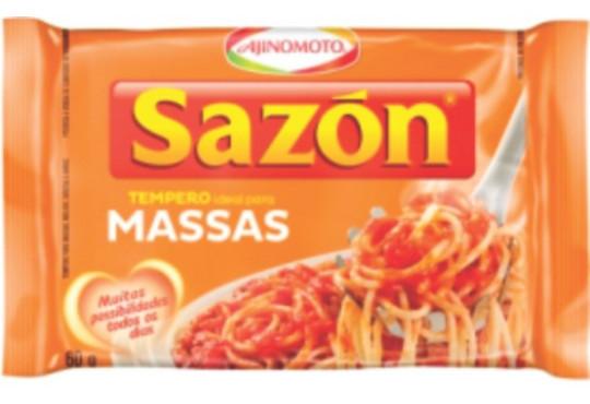 TEMPERO SAZON LAR MASSA/BATI 60GR