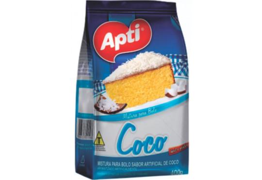 BOLO APTI COCO 400GR