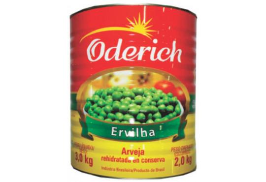 ERVILHA ODERICH 2KG