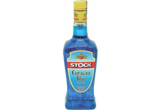 LICOR STOCK CURAÇAU BLUE 720ML