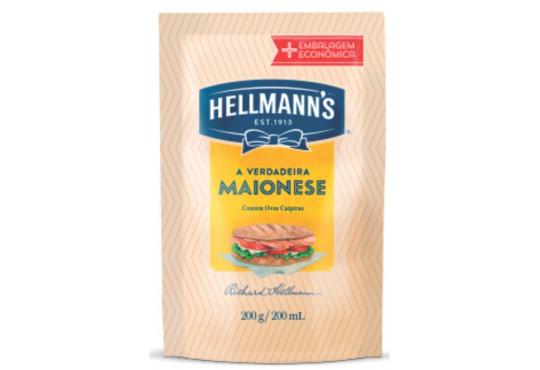 MAIONESE HELLMANN'S 200GR