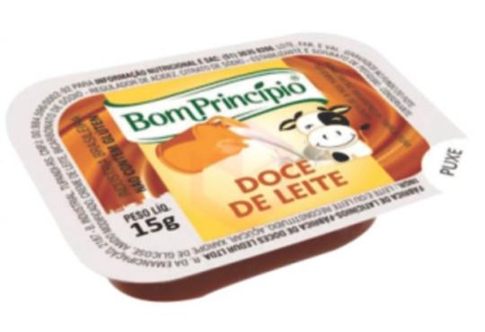 DOCE BOM PRINCÍPIO DOCE DE LEITE C/ 120 15GR