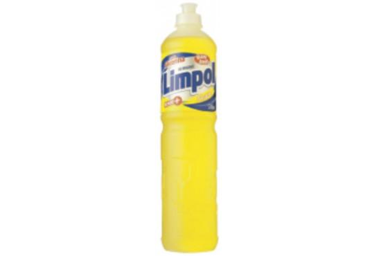 DETERG. LIQ. LIMPOL NEUTRO 500ML
