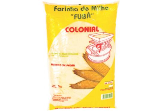 FARINHA DE MILHO COLONIAL 1KG