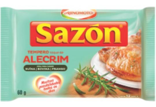 TEMPERO SAZON TOQUE DE ALECRIM 60GR