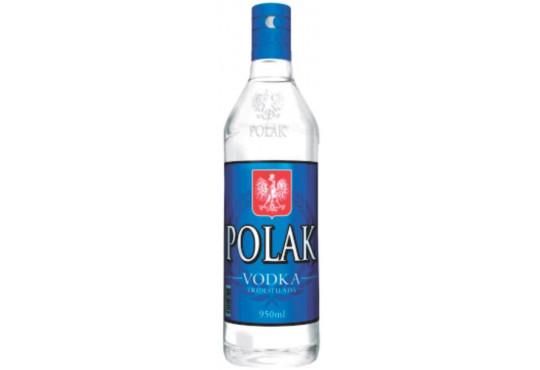 VODKA POLAK TRIDESTILADA 950ML