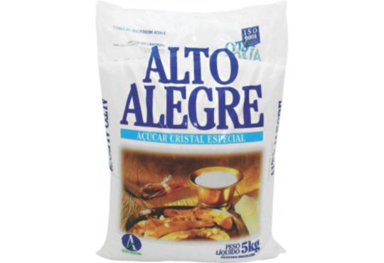 AÇÚCAR CRISTAL ALTO ALEGRE 6XSKG