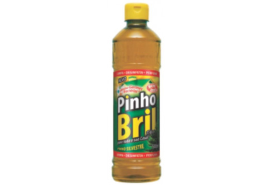 DESINF. PINHO BRIL P SILVESTRE 500ML BOMBRIL