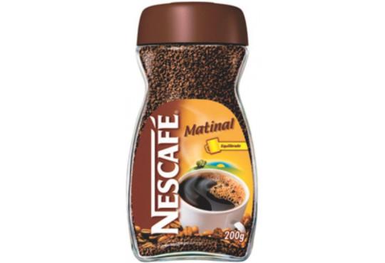 CAFÉ NESCAFÉ MATINAL 200GR