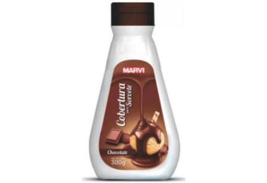 SORV. MARVI COBERT. BISNAGA CHOCOLATE 300GR