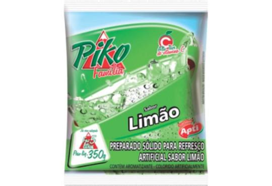 REFRESCO PIKO APTI LIMÃO 350GR