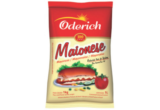 MAIONESE ODERICH BAG 1KG