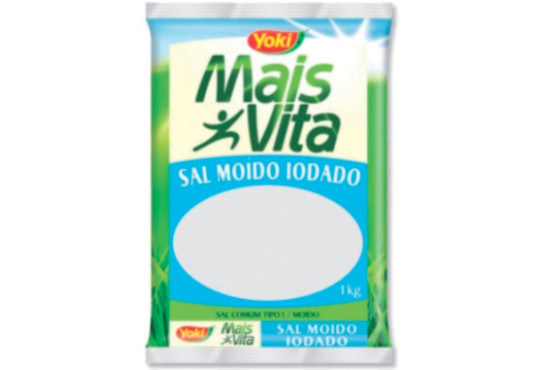 SAL MARINHO MAIS VITA YOKI 1KG