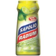 SAPÓLIO RADIUM PÓ LIMÃO 300GR BOMBRIL