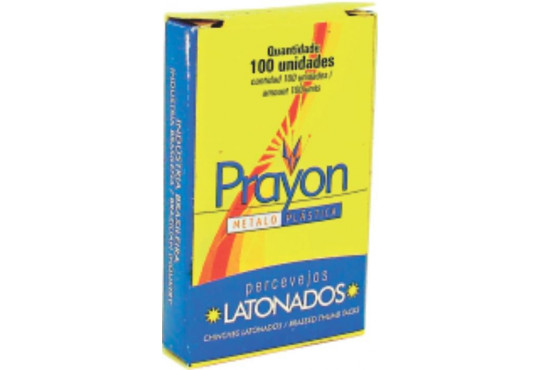 PERCEVEJO LATONADO PRAYON C/ 100 16 X 24