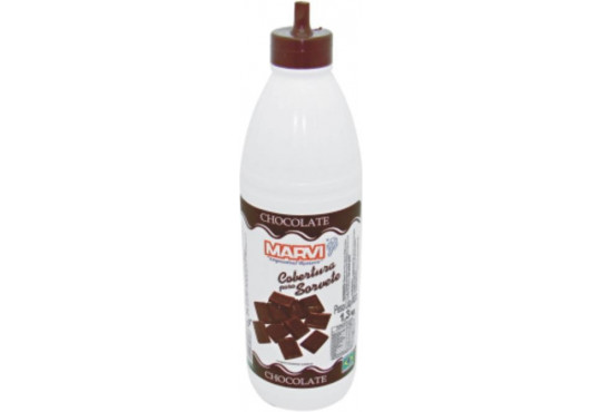 SORV. MARVI COBERT CHOCOLATE 1,3LT