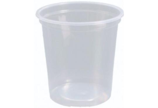 POTE PLAST COPOBRAS 500ML C/ 50