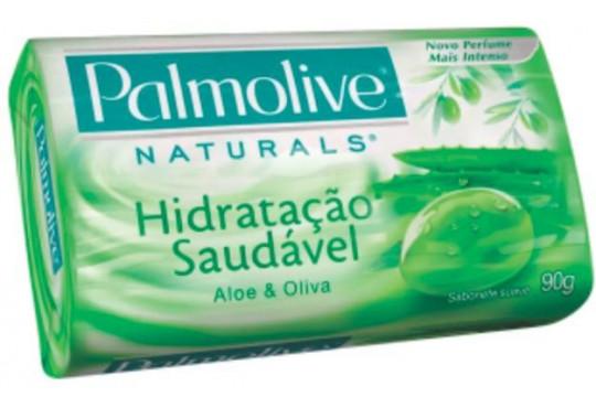 SABONETE PALMOLIVE VERDE/OLIVA12X90GR