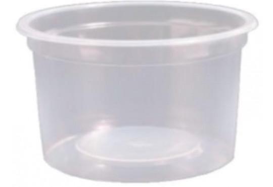 POTE PLAST COPOBRAS 300ML C/ 50