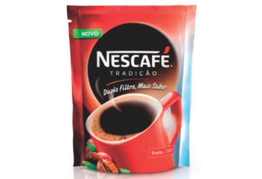 CAFÉ NESCAFÉ TRADIÇÃO 50GR