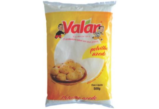 POLVILHO AZEDO VALAR 500GR