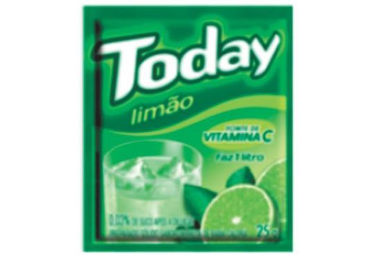 REFRESCO TODAY LIMÃO PARATI 25GR