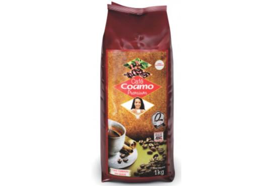 CAFÉ COAMO GRÃO TORRADO 1KG