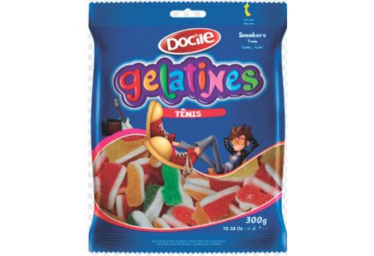 GELATINES DOCILE TENIS 300GR