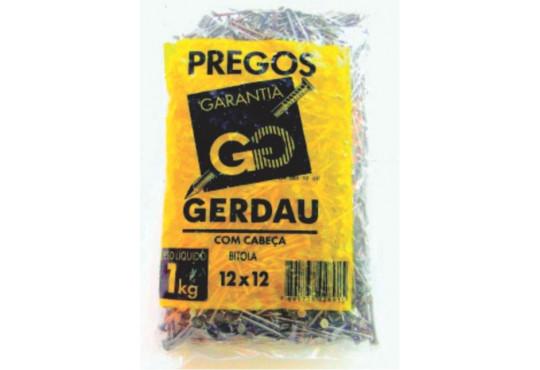 PREGO GERDAU 12X12 1KG