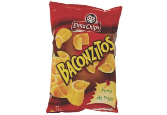 ELMA CHIPS BACONZITOS 55GR