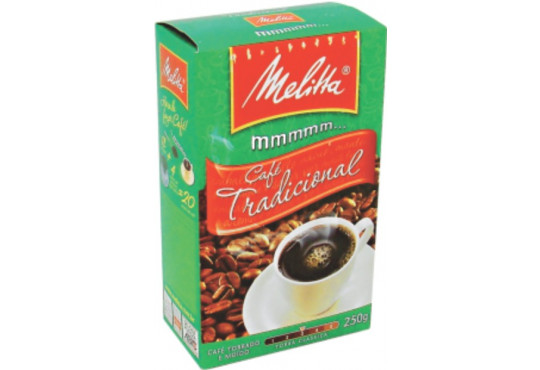CAFÉ MELITTA TRADICIONAL 250GR