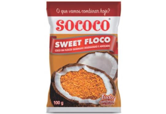 CÔCO SOCOCO QUEIMADO 100GR