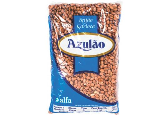 FEIJÃO CARIOCA AZULÃO T.2 1KG