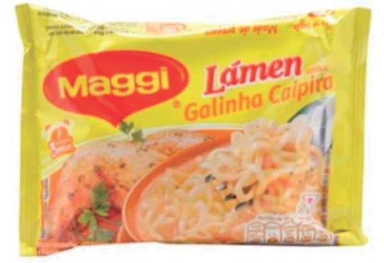MASSA MAGGI INST GALINHA CAIPIRA 85GR
