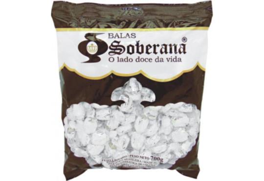 BALA SOBERANA MILKLANDER LEITE 600GR