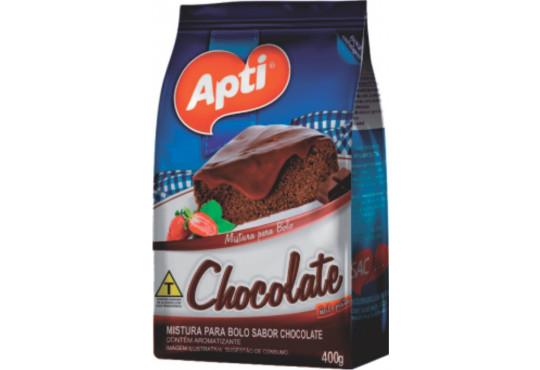 BOLO APTI CHOCOLATE 400GR